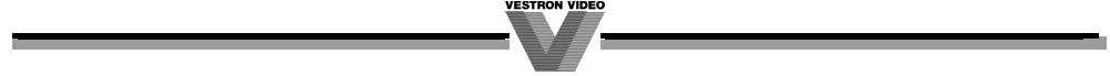 frame rated divider vestron video