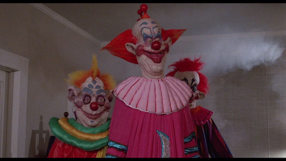 Having Heard About This Movie For Years Watching Killer Klowns From Outer Space The First Time In 2018 Is Perhaps Not Best Way Into