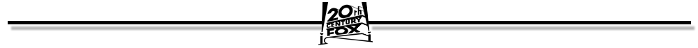 frame rated divider 20th century fox