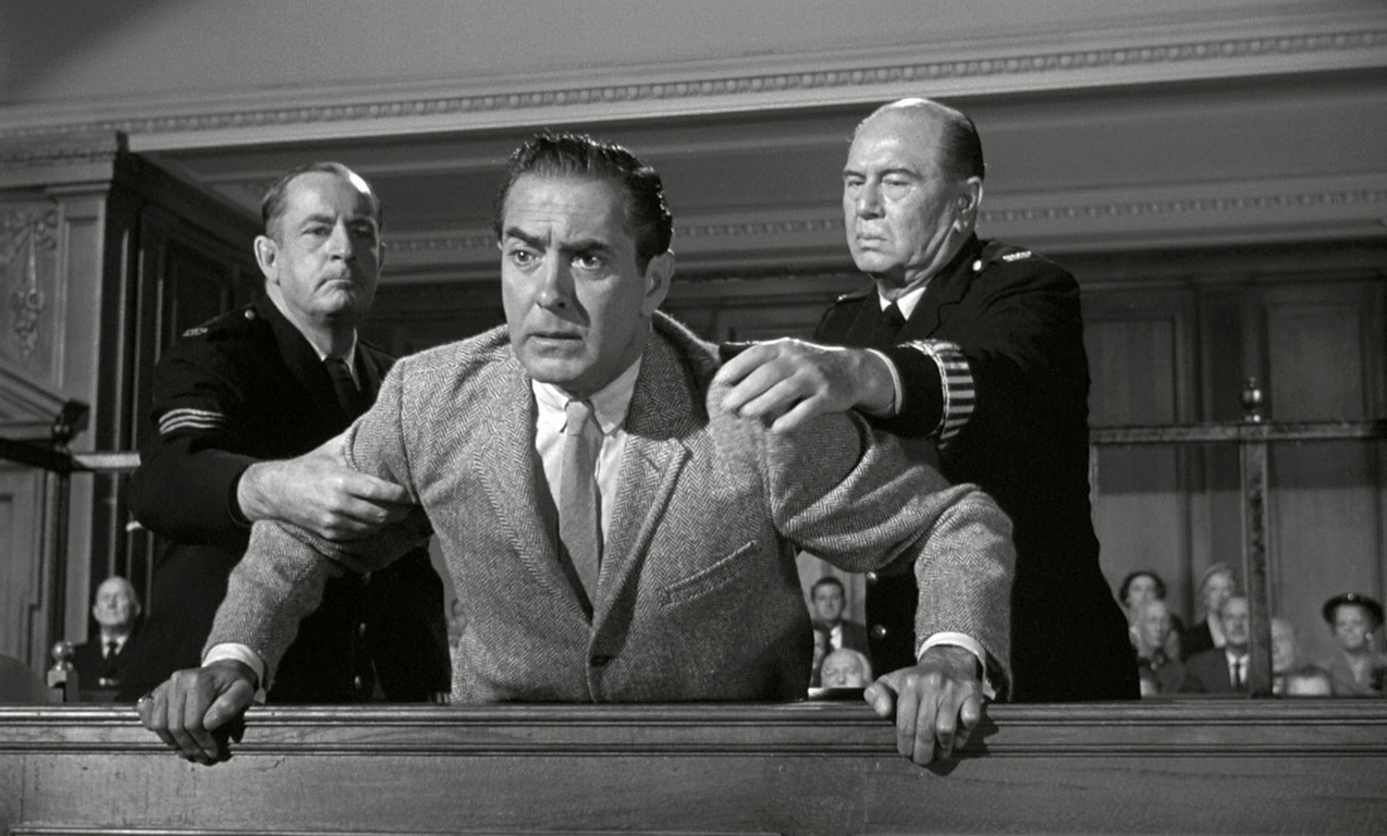 WITNESS FOR THE PROSECUTION (1957) • Frame Rated