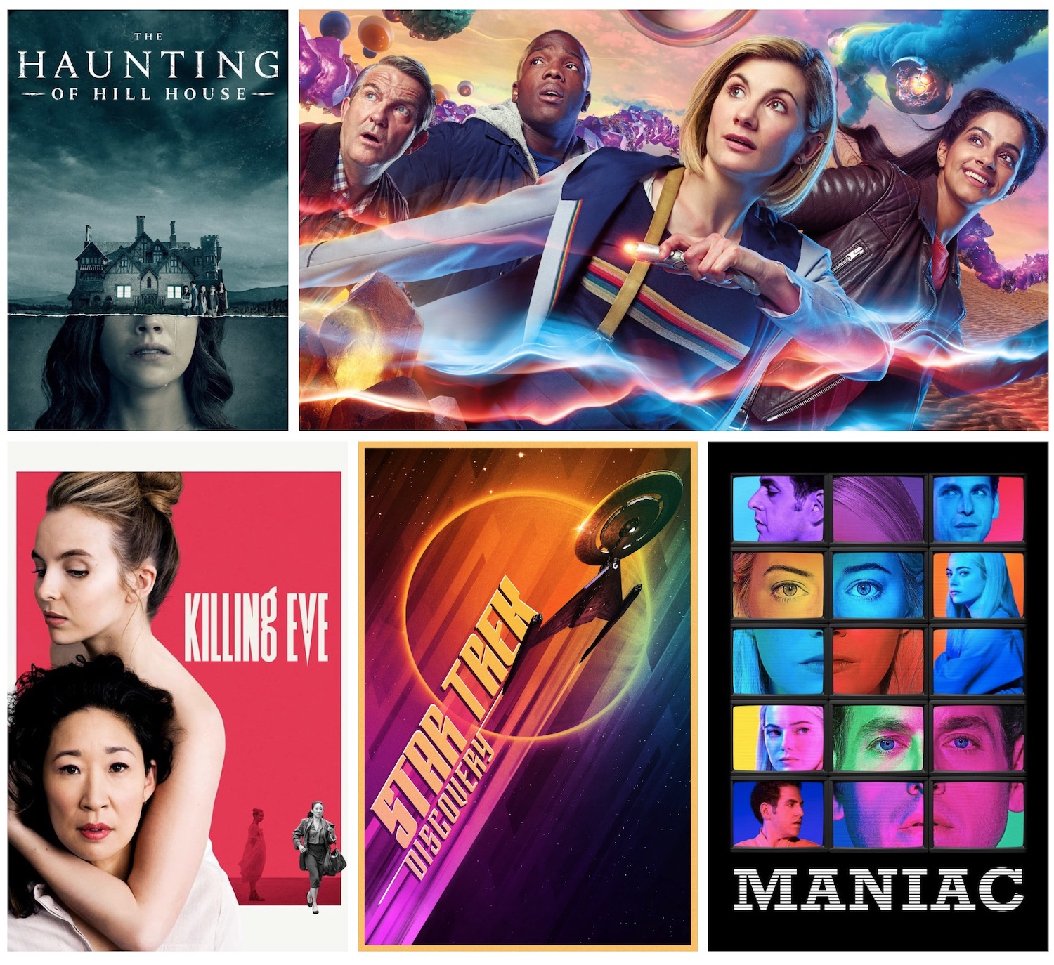 2018 tv obsession