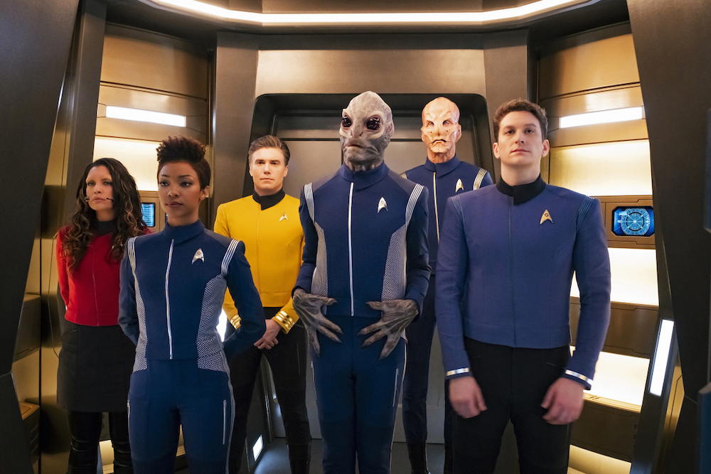 star trek: discovery - brother