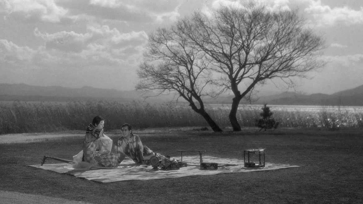 Ugetsu 1953 Frame Rated