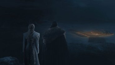 game of thrones - the long night