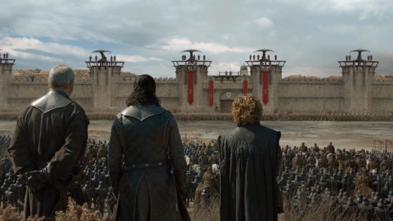 game of thrones - the bells