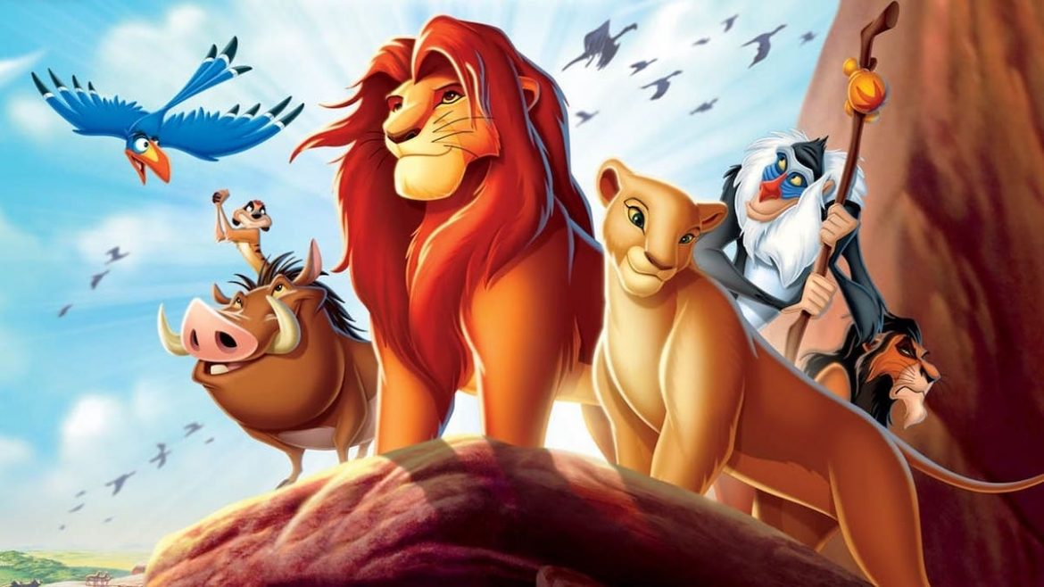 The Lion King 1994 Frame Rated