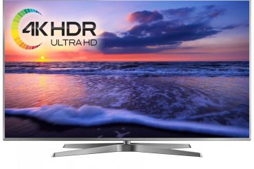 4K Panasonic TV