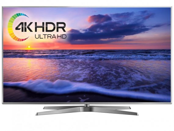 4K Panasonic TV