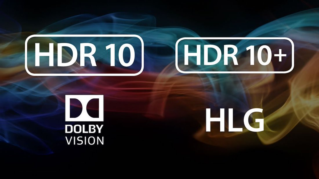 HDR standards