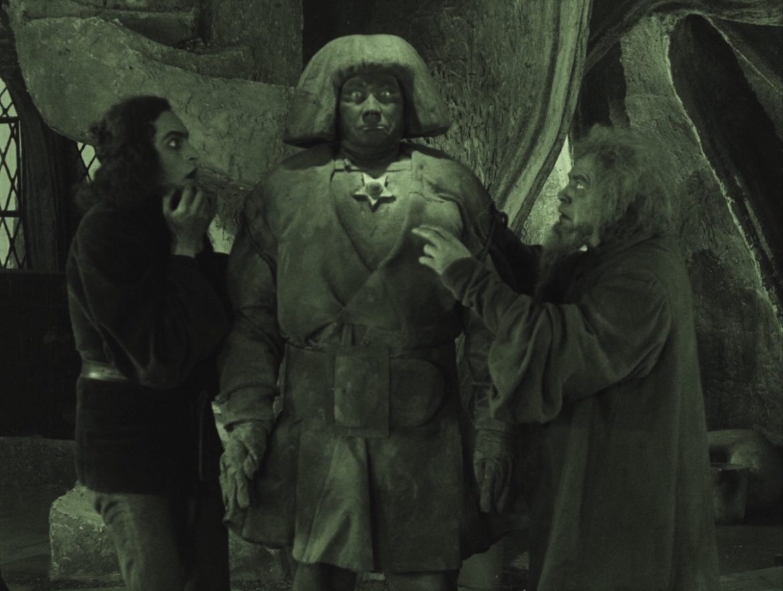 der golem (1920)