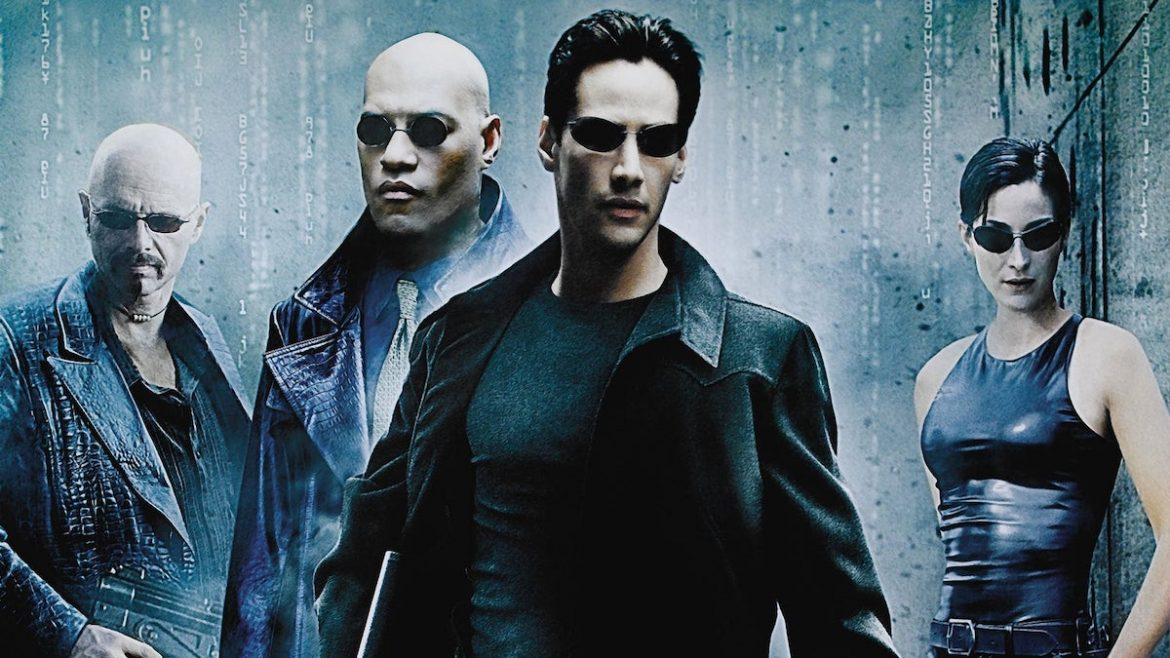 Image result for the matrix 1999