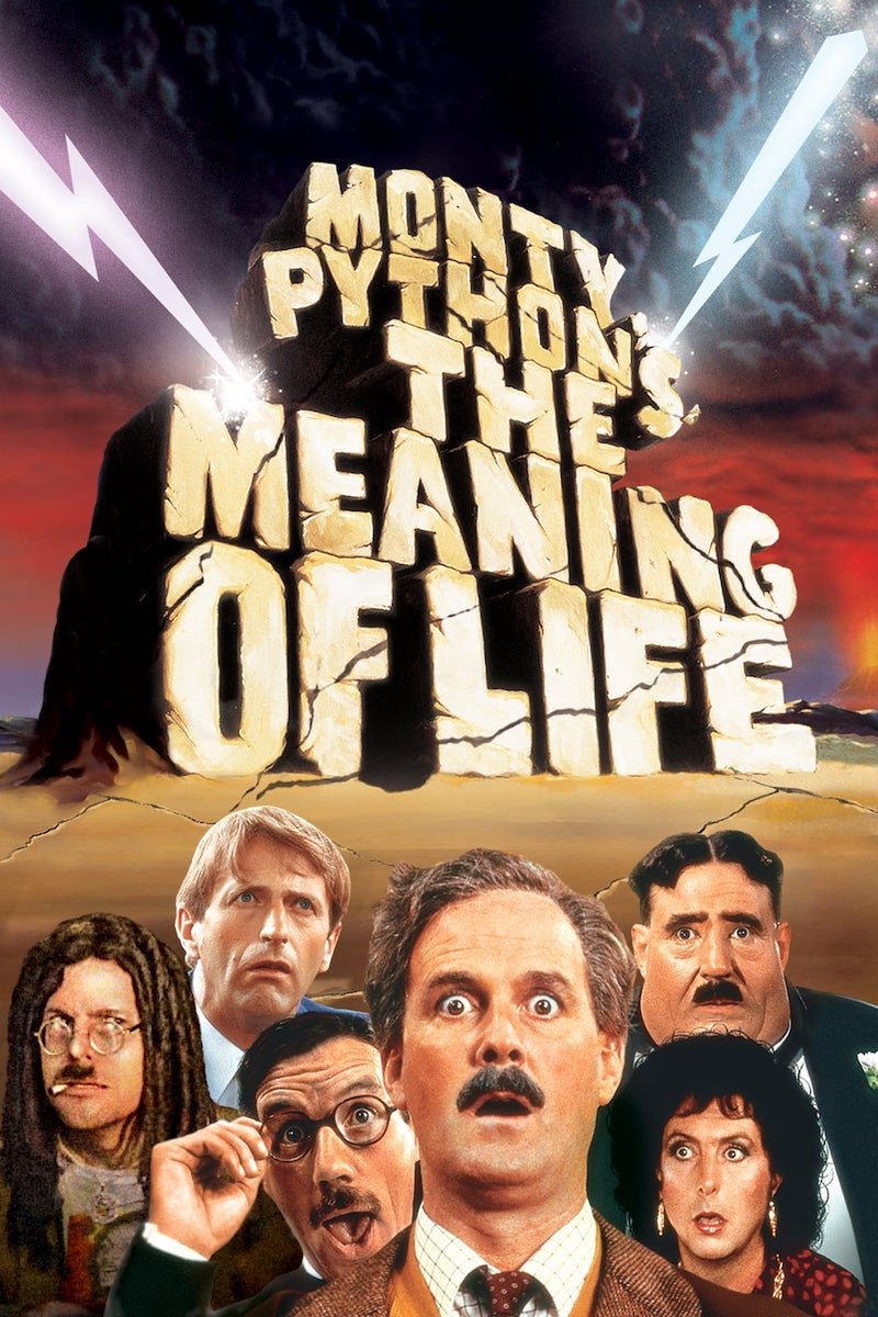 monty python and the meaning of life