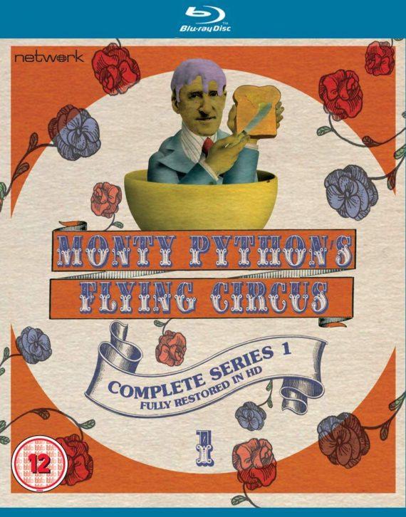 monty python's flying circus - series 1