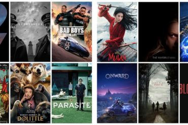 2020 winter / spring film preview