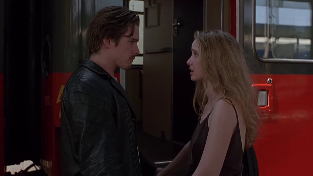 before sunrise (1995)