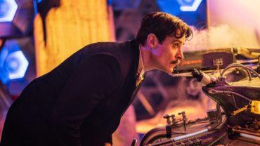 doctor who - nicola tesla's night of terror