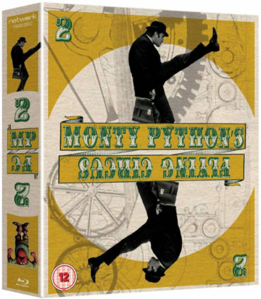 monty python's flying circus - series 2