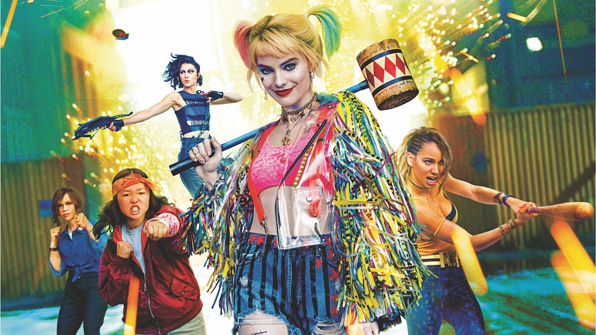 Birds Of Prey And The Fantabulous Emancipation Of One Harley Quinn 2020 Frame Rated