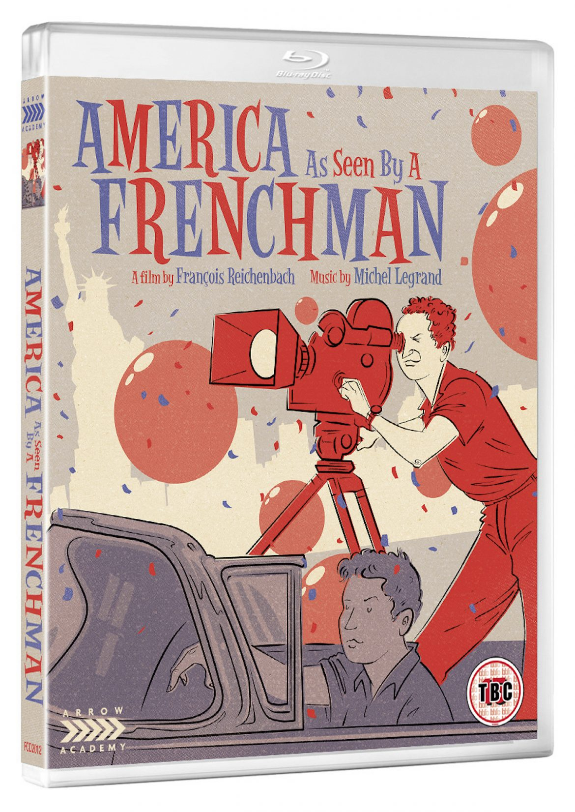 american as seen by a frenchman (1960)