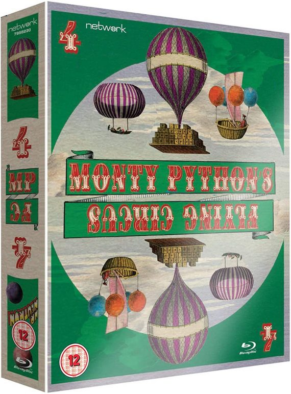 monty python's flying circus - series 4