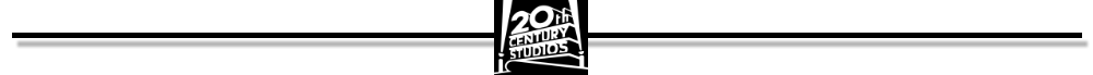 frame rated divider - 20th century studios