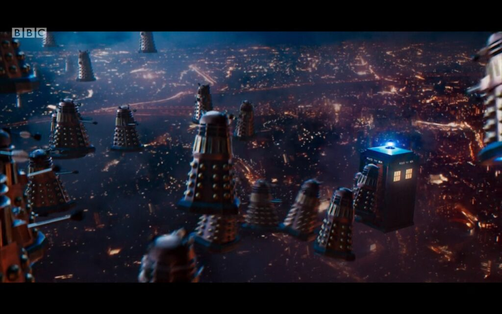doctor who - resolution of the daleks