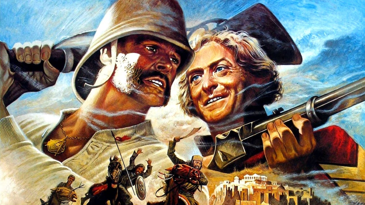 The Man Who Would Be King (1975) –  Adventure, History, War