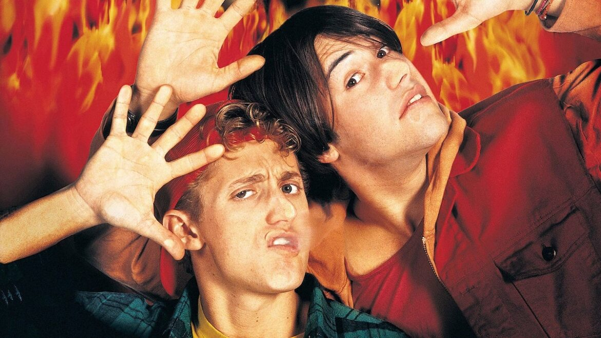 bill & ted's bogus journey (1991)