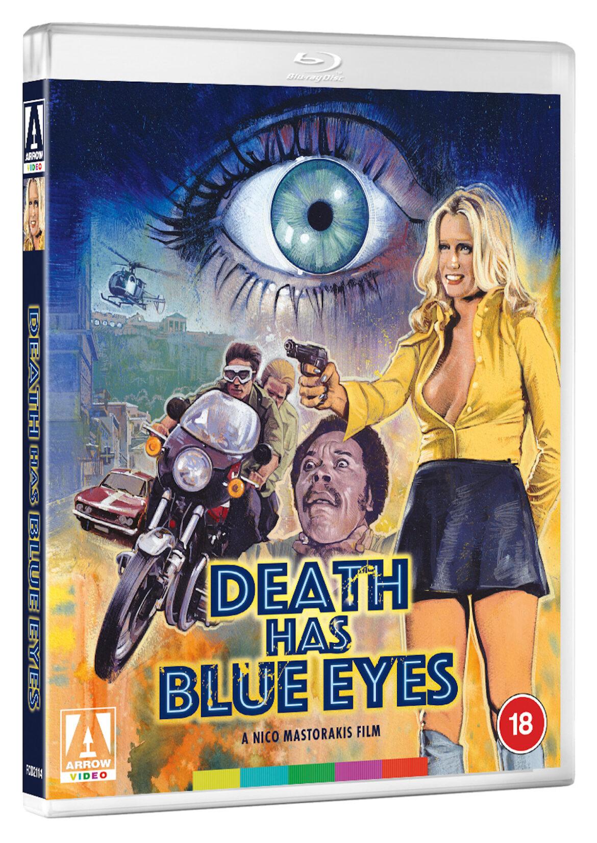 death has blue eyes (1976)
