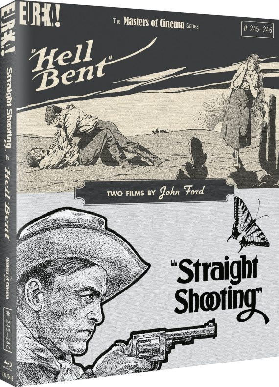 straight shooting / hell bent (1917-1918)