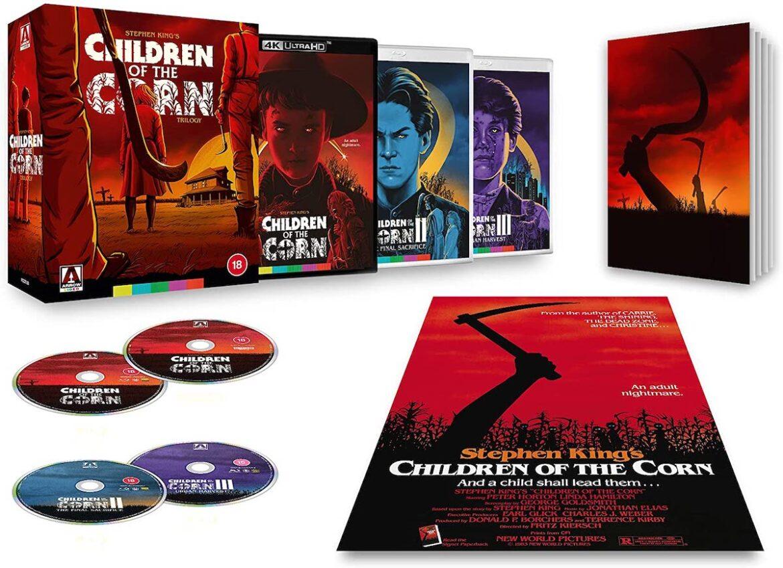children of the corn trilogy (1984-1995)