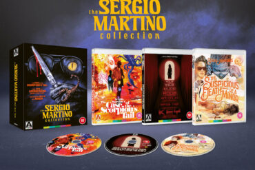 sergio martino collection